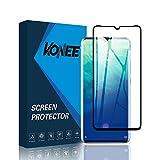 KONEE Protector de Pantalla Compatible con ZTE Axon 11, [ Dureza 9H, Alta Definición, 3D Cobertura Completa, Anti-Scratch, Case Friendly ], Cristal Vidrio Templado para ZTE Axon 11