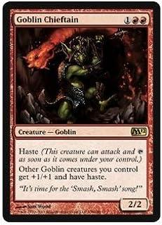 Magic: the Gathering - Goblin Chieftain - Magic 2012