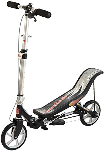 Space Scooter -   X580, Schwarz,