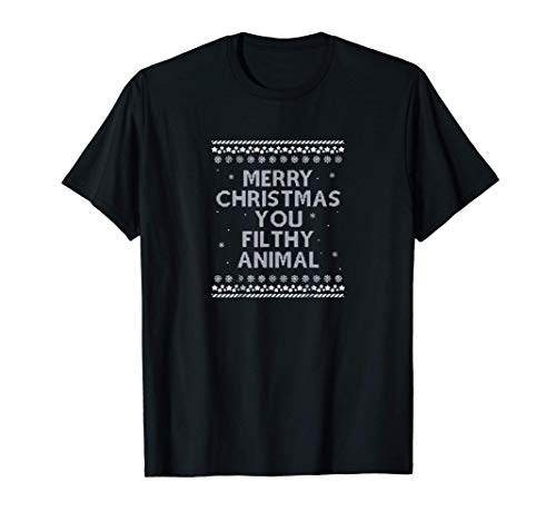 Oh What Fun Christmas With Wreath And Tree T-Shirt