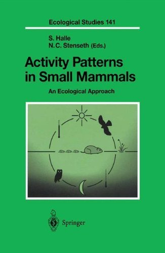 Activity Patterns in Small Mammals: An Ecological Approach (Ecological Studies Book 141) (English Edition)