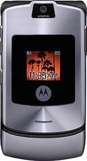 """Motorola Moto RAZR V3i 2.2"""" 100g Silver"""