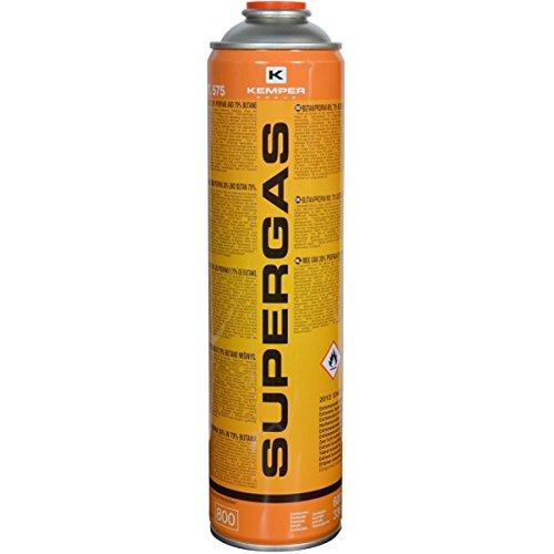 HaWe 249003 Ersatz-Gas 600 ml mit Ventil