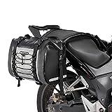 ROCKBROS Motorcycle Saddle Bag Saddlebags Waterproof Side Bag for Honda Yamaha Suzuki Motorcycle Pack Removable Detachable Bag (2 PCS)