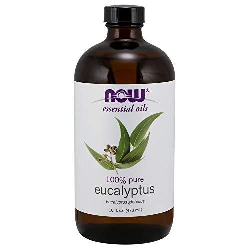 Now Solutions Eucalyptus Essential Oil, 16 Fl Oz (1 Count)