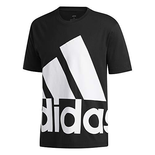 adidas FAV Bl T-Shirt Camiseta, Hombre, Blanco/Negro, XXX-Large