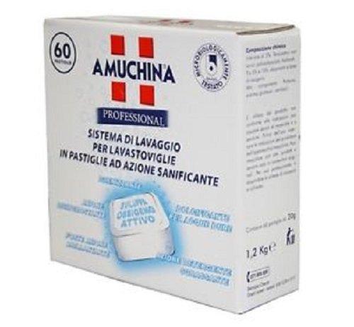 AMUCHINA Pastiglie per lavastoviglie
