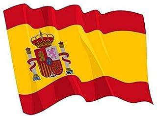 Suchergebnis Auf Für Spanien Flagge Aufkleber Auto Motorrad