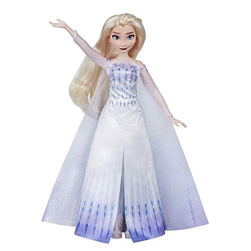 Disney La Reine des Neiges 2 - Poupee Princesse Disney Elsa