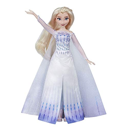 (25% OFF Deal) Disney Frozen Elsa Singing Doll $18.74