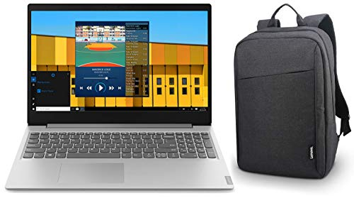 Lenovo Ideapad S145 Intel Core I3 8th Gen 15.6-inch FHD Thin and Light Laptop ( 4GB RAM / 1TB HDD / Windows 10 Home / Office Home and Student 2019 / Grey / 1.85kg ) & B210 Bag Combo