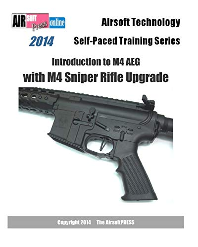 2014 Airsoft Technology Self-Paced Training Series Introduction to M4 AEG with M4 Sniper Rifle Upgrade: Learn the mainstream V2 based M4 architecture. ... and the new APS Hybrid/Silver Edge gearbox.
