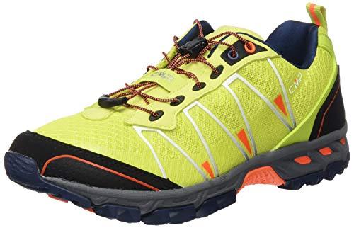 CMP – F.lli Campagnolo Herren Altak Trail Shoe Traillaufschuhe, Gelb (Energy-Flash ORANGE 34EE), 39 EU