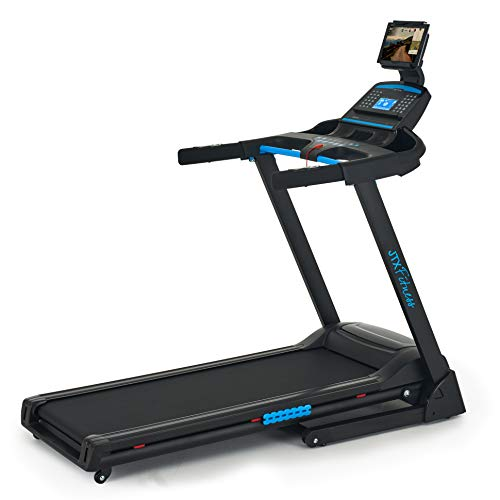 JTX Sprint-3 Electric Treadmill | 16kph, Foldable, Auto Incline, Easy To Use Running...