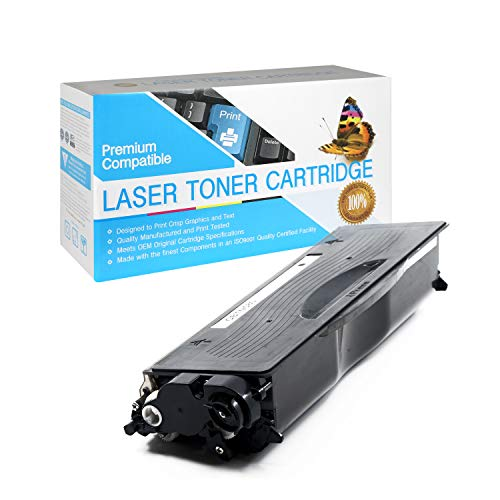 SuppliesOutlet Compatible Toner Cartridge Replacement for Brother TN550 / TN580 (Black,1 Pack)