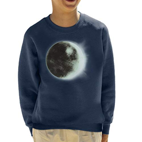 Cloud City 7 Full Moon Shine Sweatshirt voor kinderen