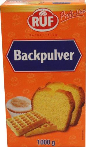 Ruf Backpulver 1kg