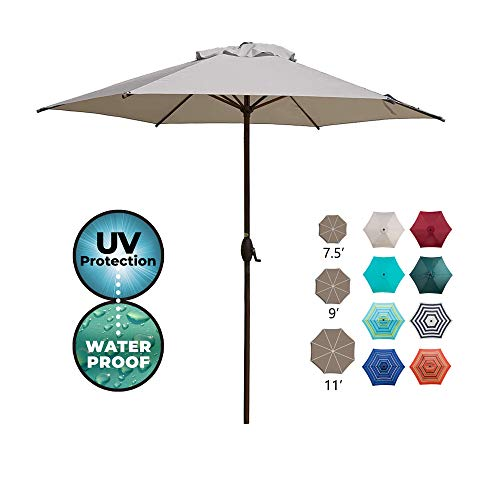 Abba Patio 9ft Patio Umbrella...