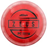 Discraft Limited Edition Paul McBeth Signature ESP Zeus Distance Driver Golf Disc [Colors May Vary] - 173-174g