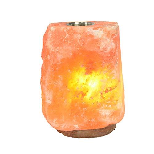 Luminaires & Eclairage/Luminaires intérieur/EC Décoration créative Chambre Nuit Lumière Himalaya Cristal Sel Lampe De Chambre Décoration Nuit Lumière De La Santé Lampe