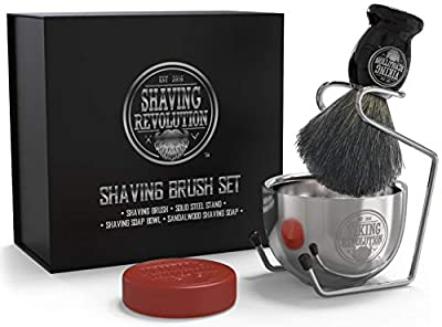 Luxury Shaving Brush Set