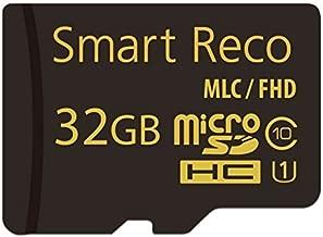 スマートレコ(SmartReco) 純正 microSDカード 32GB(WHSR-510/532専用)