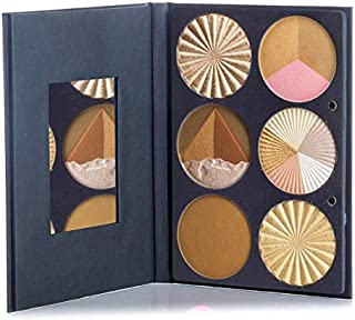 PRO Highlighter/Bronzer - On The Glow - Magnetic Palette