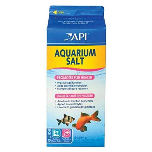 API Aquarium Salz (1,8kg) (kann variieren)