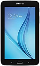 Newest Samsung Galaxy Tab E Lite Flagship Premium 7 inch Tablet PC | Spreadtrum T-Shark Quad-Core | 1GB RAM | 8GB | Bluetooth | WIFI | GPS Enabled | MicroSD Slot | Android 4.4 KitKat OS (Black)