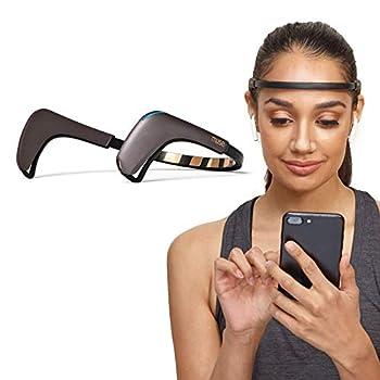MUSE 2  The Brain Sensing Headband - Meditation Tracker Multi Sensor Headset Device - Responsive Sound Feedback for Brain Wave Heart Body & Breath Activity