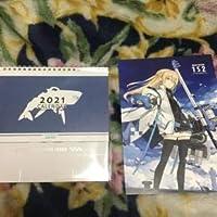 203021T013/エアコミケ2 誌/ポコ あさひあげ/新刊セット 2021 カレンダー/