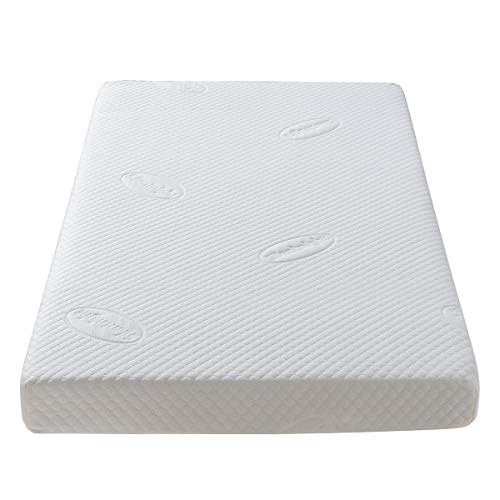 Silentnight Safe Nights Foam Free Cot & Toddler Bed Mattress | 120 x 60 cm | Foam & Chemical Free | Suitable from Birth