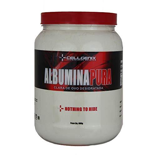 Albumina Pura 800g - Cellgenix