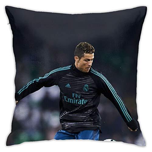 Funda de cojín de Cristiano Ronaldo