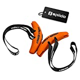 Spiido Upgraded Heavy Duty Exercise Handles Training Grip Strength Sling Trainer for Cable Machines,...