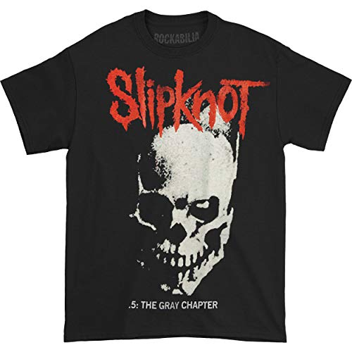 Tribal, crânes Spiral Direct-SKULLS N /'ROSES-T-shirt blanc//goth roses
