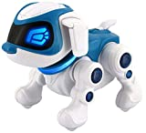 Splash Toys - Teksta Puppy 360 Nouvelle Version –Chien robot intéractif