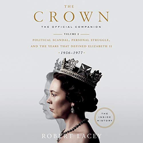 The Crown: The Official Companion, Volume 2 cover art