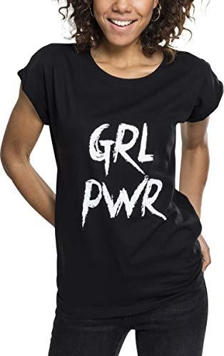 Mister Tee Ladies GRL PWR tee - Camiseta Mujer