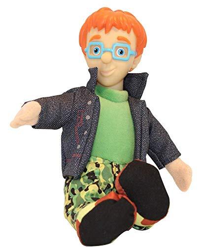 Simba Brandweerman Sam 25 cm pluche figuren voor series, voor spelen en verzamelen voor kinderen (Norman Price)