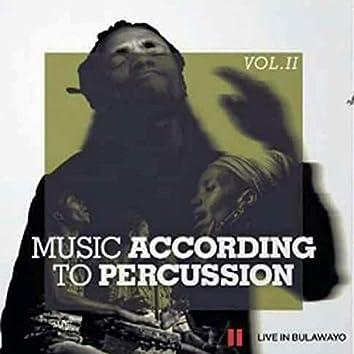 Music According to Percussion, Vol. 2