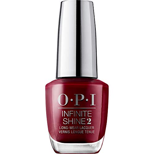 OPI Infinite Shine, Can't Be Beet!