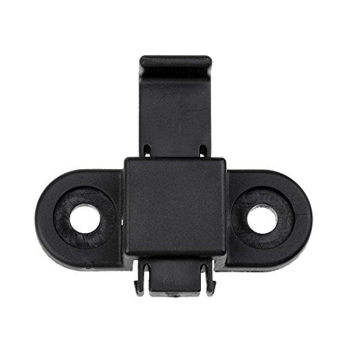 sharprepublic Hardware Inflable de La Cubierta del Accesorio del Sistema del Pedal de La Hebilla del Bloqueo de La Diapositiva del Kayak