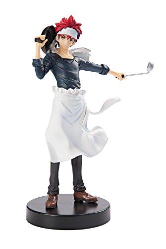 Food Wars Shokugeki No Soma Soma Yukihira PVC Figurine
