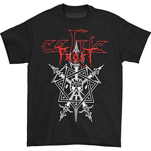 Celtic Frost Men's Morbid Tales T-shirt Large Black
