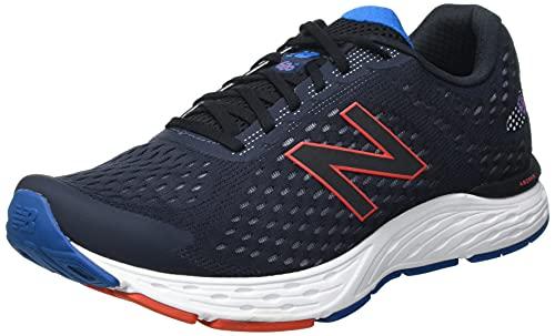 New Balance 680v6, Zapatillas para Correr de Carretera Hombre, Azul (Outerspace), 47.5 EU
