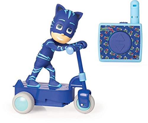IMC Toys PJ Mask GattoBoy Monopattino RC, 273009PJ