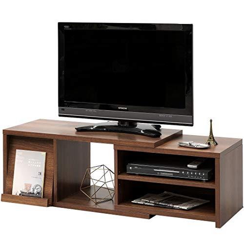 LITENStaDフラップ収納付き伸縮テレビ台ヴィンテージLSD-06-0013-vt
