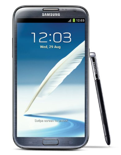 Samsung Galaxy Note II 16GB T889 T-Mobile Android Cell Phone - Gray