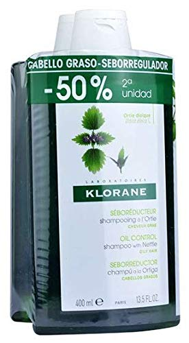 Klorane Klorane Duplo Champu Ortiga 400Ml 400 g